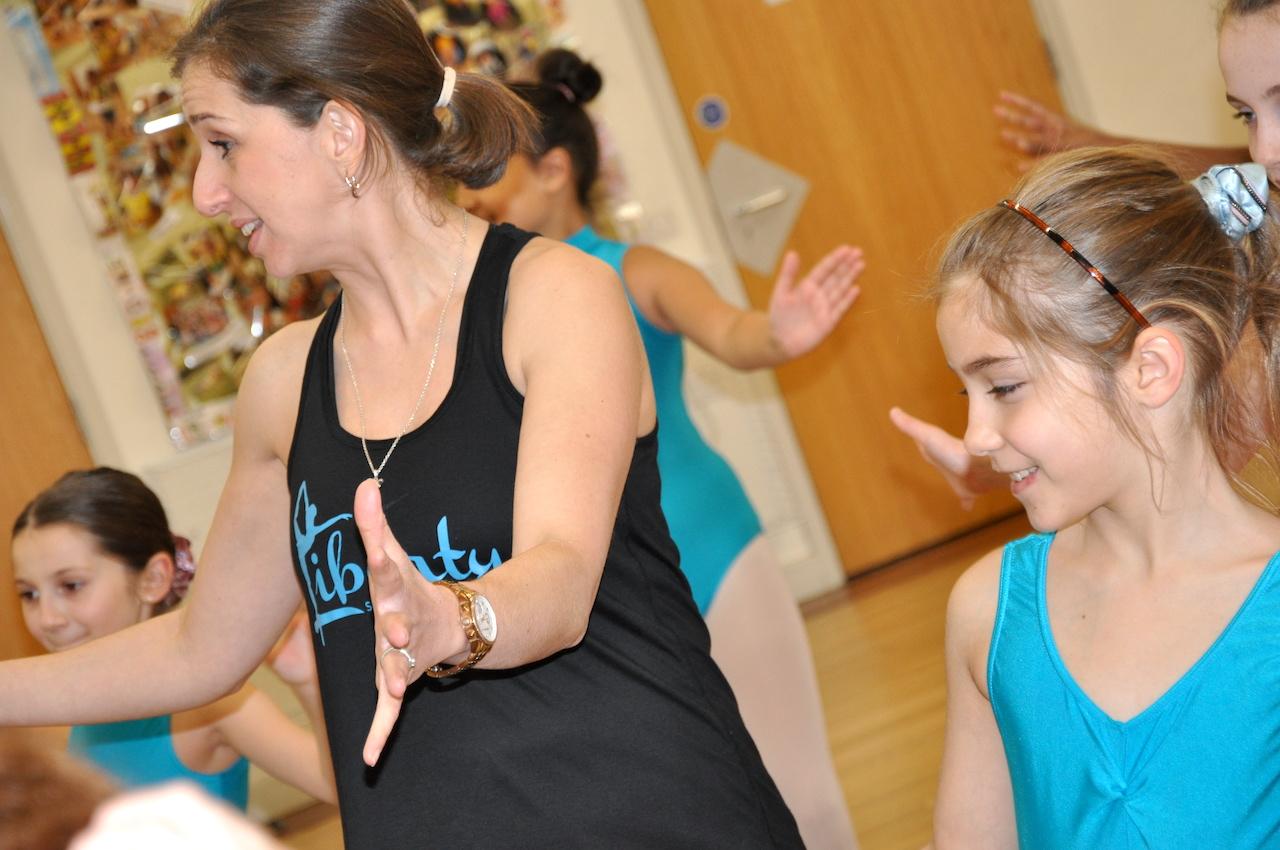 Liberty School of Dance - Marina oBrien - Principal