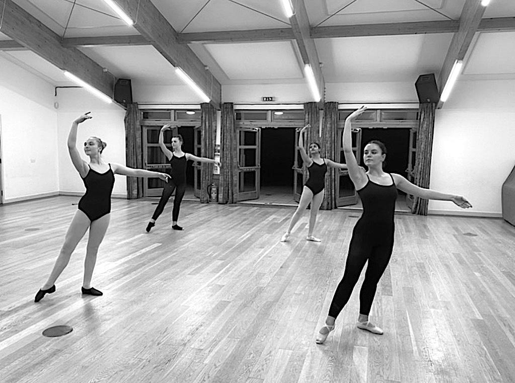 Liberty School of Dance - Ballet 2