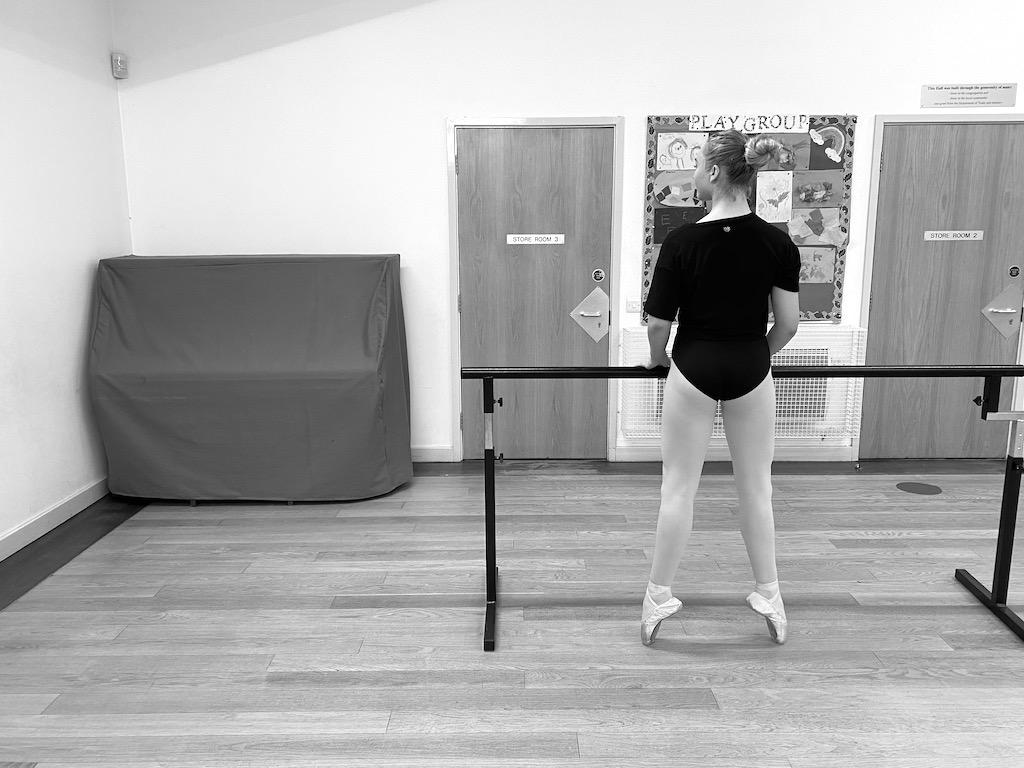 Liberty School of Dance - Ballet Class 4